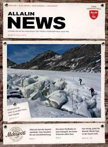 Allalin News Nr. 10