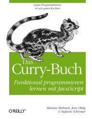 Das Curry Buch - Funktional programmieren lernen mit Javascript