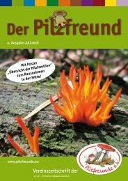 Der Pilzfreund - Ausgabe 2