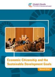 Economic Citizenship and the Sustainable Development Goals