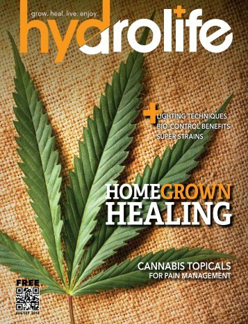 Hydrolife Magazine August/September 2016 (Canadian Edition)