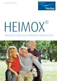 Manuale per l'utilizzazione dell'ossigeno liquido medicale