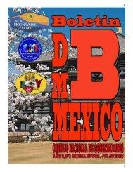 DB MEXICO, JULIO 2016