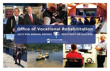 Office of Vocational Rehabilitation