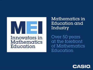 Resources to encourage girls to study A level Mathematics
