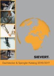 Sievert_Dachdecker_Katalog_2016-2017