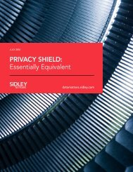 PRIVACY ESSENTIALLY SHIELD EQUIVALENT Essentially Equivalent