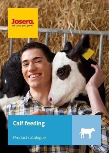 Josera Brochure Calf