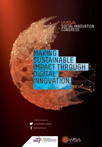 WSA Social Innovation Congress Singapore Publication