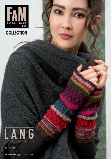 LANG YARNS FaM 236 - COLLECTION