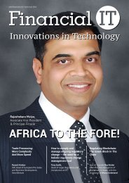 Financial IT June Issue