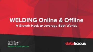 WELDING Online & Offline