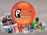 Apresentação Projetos Direcionados - Plus Etiquetas