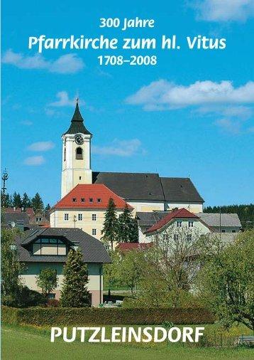 300 Jahre Pfarrkirche zum heiligen Vitus (1708-2008)