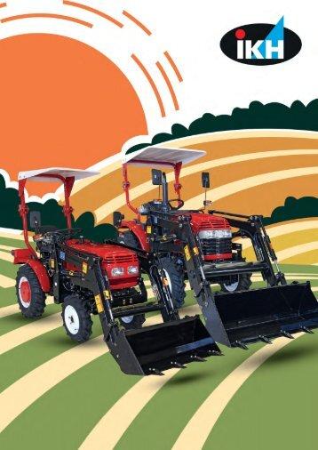 Jinma traktorit ja Tarmo tyokoneet 2015 IKH