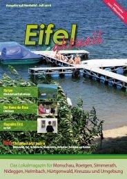WEB - Eifel aktuell - Juli Nr 38