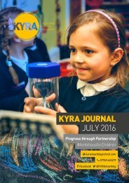 KYRA JOURNAL JULY 2016