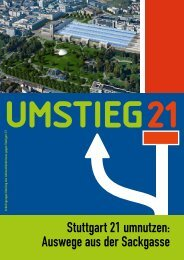 UMSTIEG 21