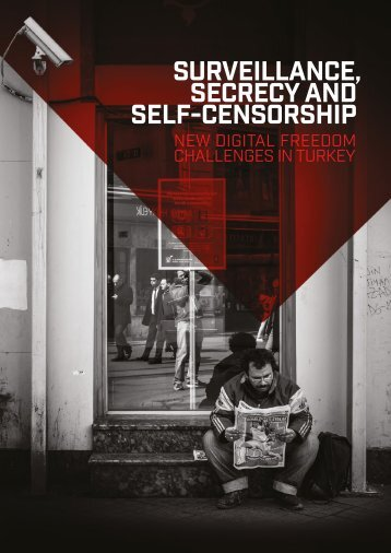SURVEILLANCE SECRECY AND SELF-CENSORSHIP