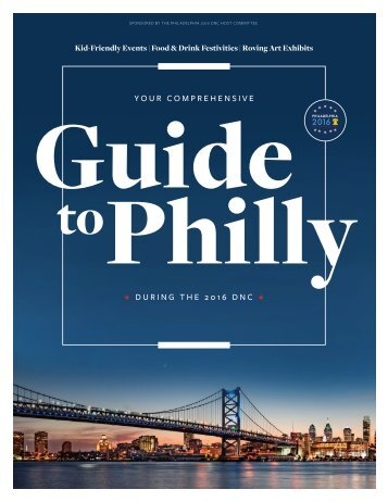 Guide Philly