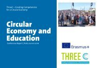 Circular Economy and Education