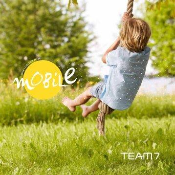 Team 7 Katalog - Mobile Kinder