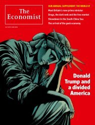 The Economist – JULY 16TH – 22ND 2 016 {{ERTB}}