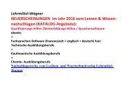 Katalog 2016 Business English Woerterbuch franzoesisch kfz edv Mediengestaltung Lexikon (Frankfuerter Buchmesse)