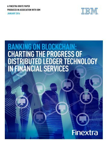 banking-on-blockchain