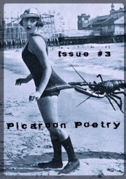 Picaroon Poetry - Issue #3 - July 2016