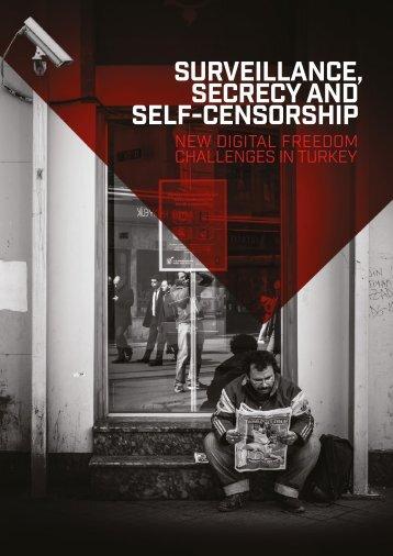 SURVEILLANCE SECRECY AND SELF-CENSORSHIP