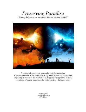 Preserving Paradise (3rd edition)