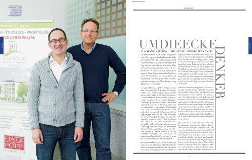 Paparazzi Februar 2012 - Hatz & Popp Immobilien GmbH