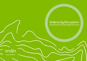Embracing Disruption