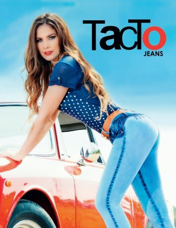 CATALOGO TACTO JEANS