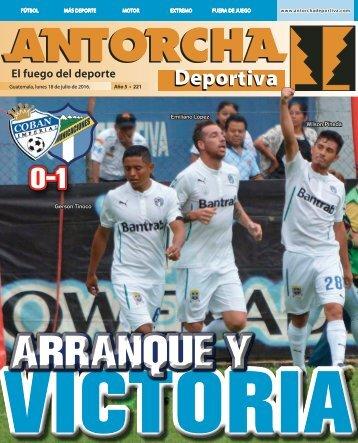 Antorcha Deportiva 221