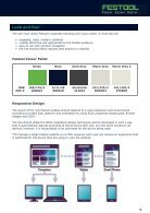 Festool - Website Brief - Festool Only-with comments EB - Page 5
