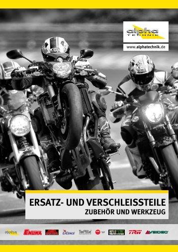 alpha Technik Katalog Ersatz- und Verschleißteile 2016