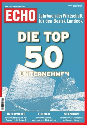 ECHO_Wirtschaft_Top50 Landeck_2015