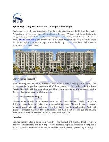 Bhopal Luxurious Homes