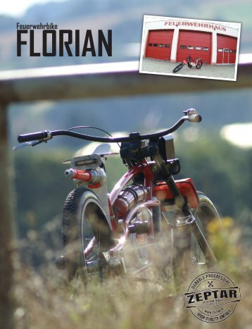 "Feuerwehrbike ""Florian"""