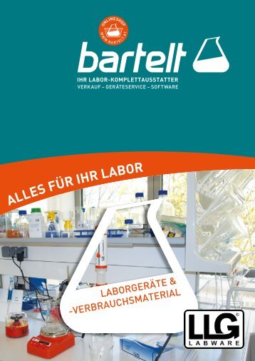LLG-Labware Consumables