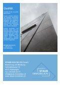 Präsentation STAUB IMMOBILIEN GmbH - Seite 5