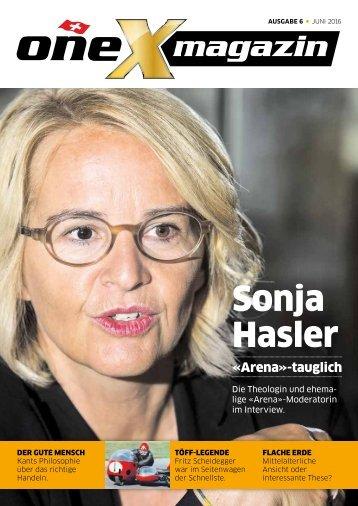 oneX magazin 06.2016