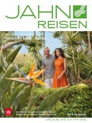 JAHN Reisen Austria Winter 2016/17 | Sommer 2017 - Kanarische Inseln | Madeira