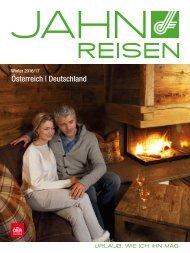 JAHN Reisen Austria Winter 2016/17  - Österreich | Deutschland