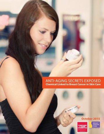 ANTI-AGING SECRETS EXPOSED