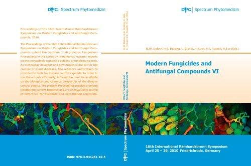 Modern Fungicides and Antifungal Compounds VI - Corinna