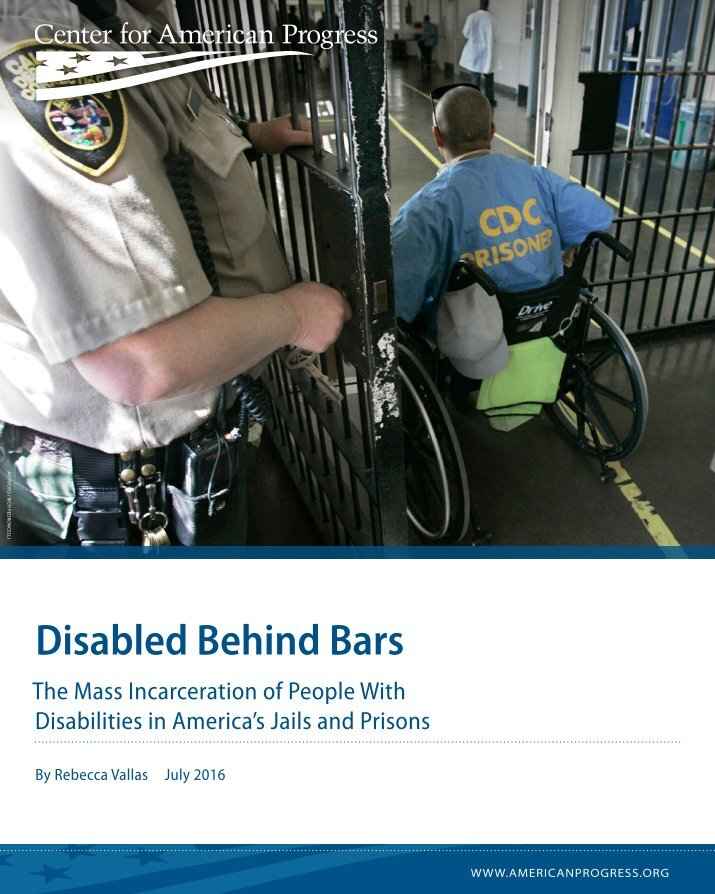 disabilities in corrections She filed a lawsuit under americans with disabilities act (ada discrimination against state department of corrections under americans with disabilities.