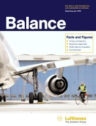 Balance - Facts and Figures - Econsense